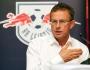 """Ralf Rangnick über RB Leipzig: """"Kaufen ja nicht wie die Bayern bei der Konkurrenz"""""""